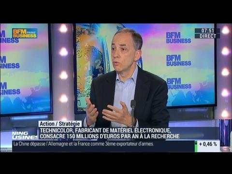 L'immersion télévisuelle: comment réussir à se plonger totalement dans l'image?: Frédéric Rose – 16/03