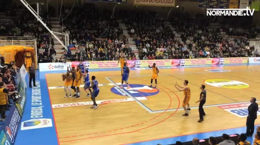 Basket - Pro B : l'ALM a eu chaud