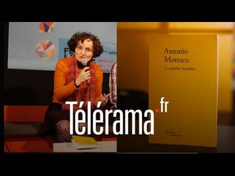 """Que lisent les écrivains ? (7/11) Marie-Hélène Lafon présente """"La petite lumière"""" d'Antonio Moresco"""