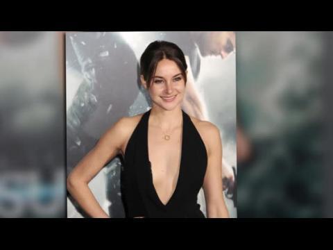 Shailene Woodley est sexy à la première de Divergente 2