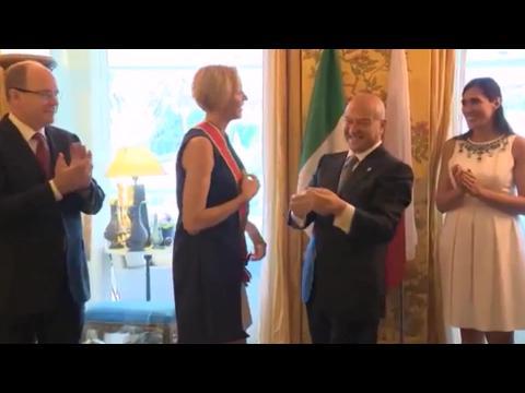 Dropped : Charlène de Monaco et le Prince Albert II bouleversés