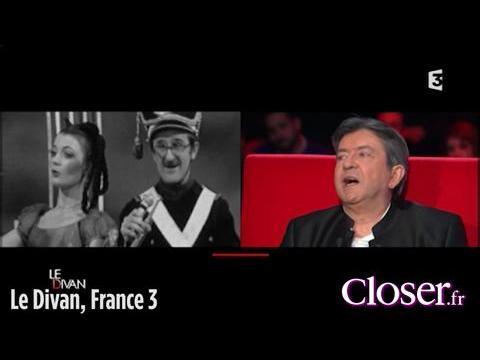 Jean-Luc Mélenchon parle de Carla Bruni