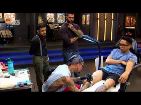 Ink Master - S5E07 - VF -  Replay