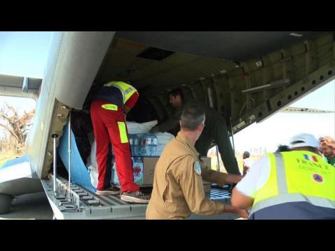 Vanuatu: l'aide arrive après le cyclone