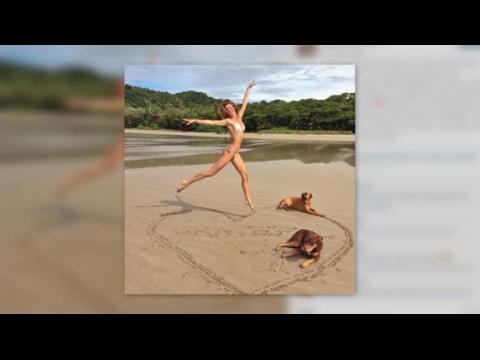 Gisele Bündchen remercie ses fans en partageant une photo en bikini