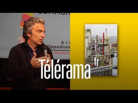 Que lisent les écrivains ? (8/11) Christophe Dabitch présente Somaland d'Eric Chauvier
