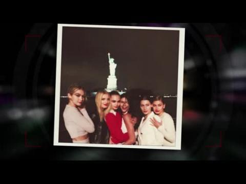 Katy Perry, Kendall Jenner et Cara Delevingne embarquent pour la croisière Chanel
