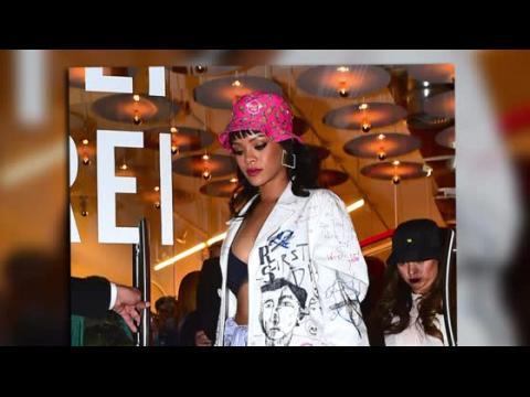 Rihanna soutient sa meilleure amie Melissa Forde au lancement de sa collection à New York