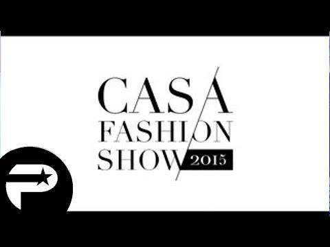 Casa Fashion Show 2015 avec Ludivine Sagna en wag divine