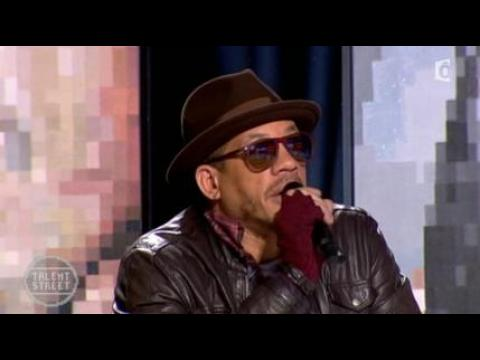 JoeyStarr remballe Fred Musa - ZAPPING PEOPLE DU 04/02/2015