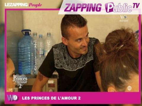 Zapping Public TV n°835 : Sébastien (Les princes de l'amour) : sosie de Justin Bieber ?