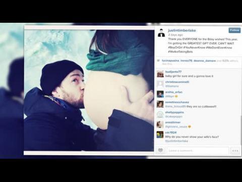 Justin Timberlake confirme que Jessica Biel est enceinte