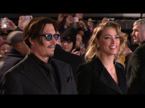 C'est officiel : Johnny Depp et Amber Heard se sont mariés !