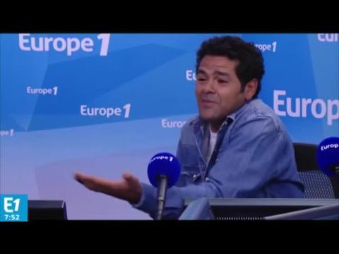 Jamel Debbouze défend la chanson controversée des Enfoirés