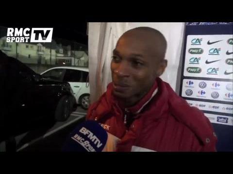 """Football / Fabien : """"L'élimination est cruelle"""" 03/03"""
