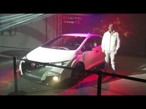 HONDA HOSTS EXCLUSIVE PREVIEW EVENT AHEAD OF 2015 GENEVA MOTOR SHOW | AutoMotoTV