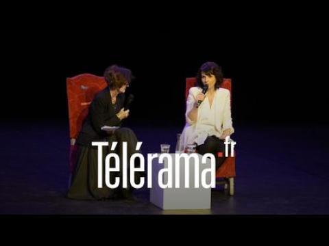 Rencontre Télérama : Juliette Binoche / L'intégrale