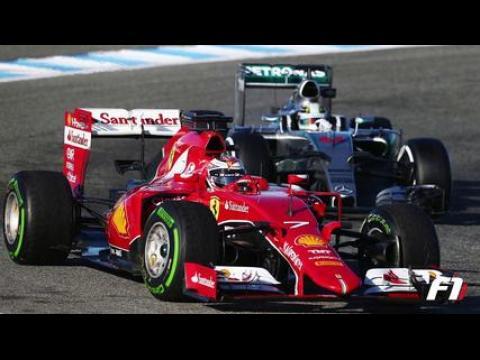F1 - Premier bilan des essais privés - F1i TV