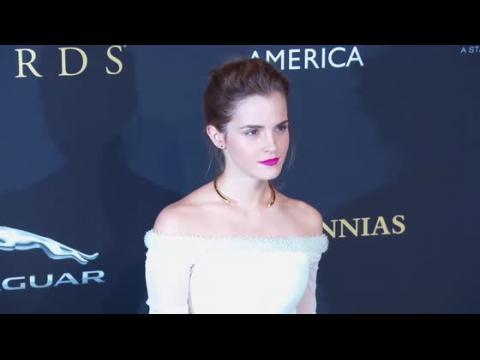 Emma Watson révèle qu'elle a reçu des menaces après son discours pour l'égalité des sexes