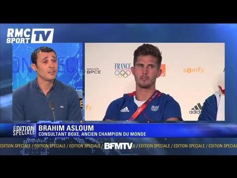 Drame / Crash en Argentine : L'hommage émouvant de Brahim Asloum à Alexis Vastine - 10/03