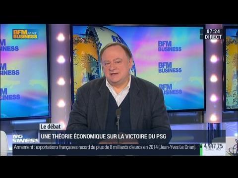 Jean-Marc Daniel: Le PSG est-il assez armé économiquement pour remporter la Ligue des champions ? - 12/03