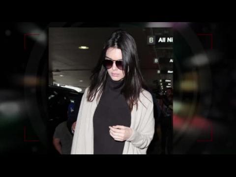 Kendall Jenner a l'air épuisée après toutes les Semaines de la Mode
