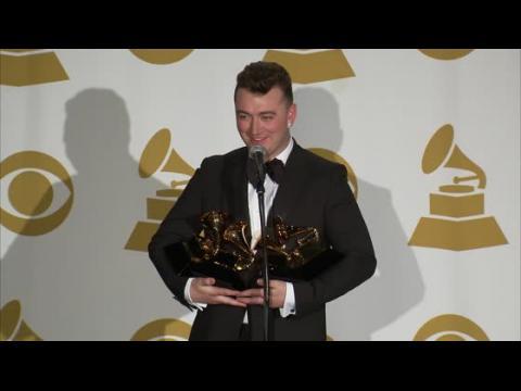 Sam Smith est le grand gagnant aux Grammys