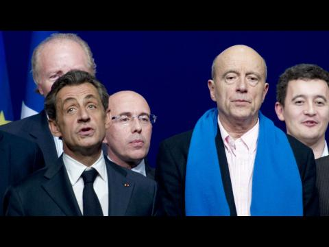 UMP : Nicolas Sarkozy se pose en rassembleur, Alain Juppé hué