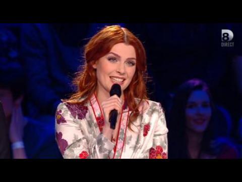 Élodie Frégé et la pipe - ZAPPING PEOPLE DU 06/02/2015
