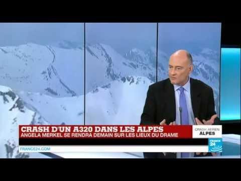 """Crash Airbus A320: """"A ce stade, aucune hypothèse ne peut être écartée"""" - Germanwings"""