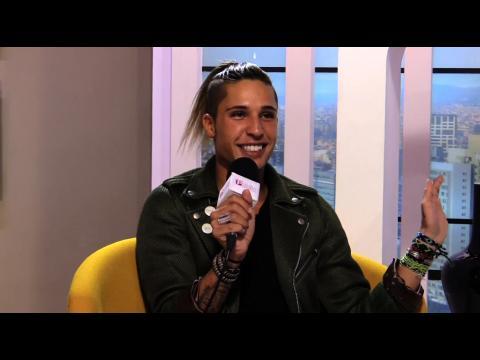 """Exclu Vidéo : Eddy (Les Anges 7) : """"Somayeh et Nabilla, deux personnalités différentes"""""""
