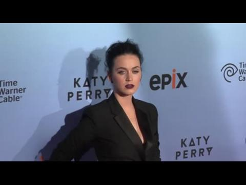 Katy Perry est craquante à la première de son film