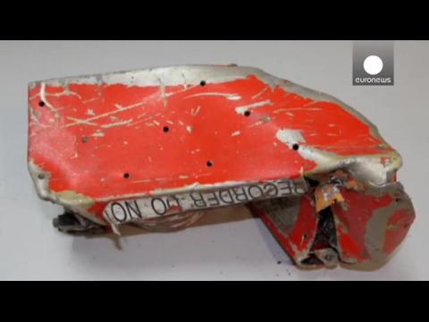 Crash de l'A320 : un fichier audio extrait de première boîte noire