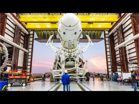 SpaceX Takes The First Private Mission To The Moon