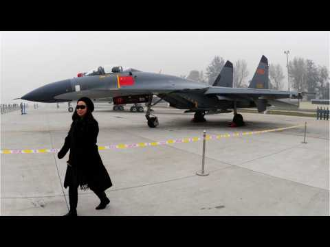 Chinese Jets Cross Border, Taiwan Scrambles Jets In Response