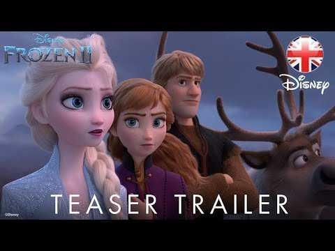 FROZEN 2   2019 Teaser Trailer   Official Disney UK