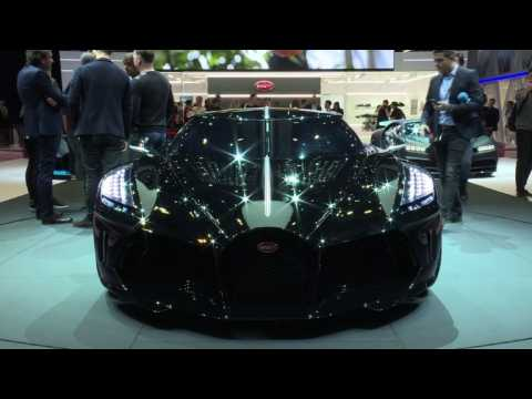 Extravagant cars exhibited at Geneva Motor Show