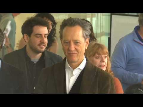Richard E. Grant was told he looked 'too weird to become an actor'