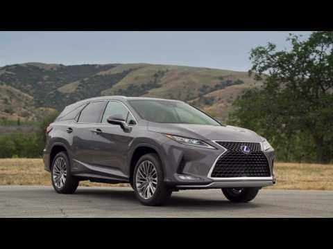 2020 Lexus RX 450hL Design