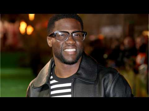 Kevin Hart Developing 'Scrooged' Remake