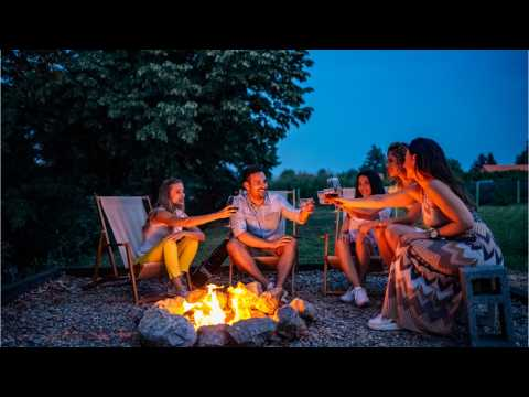 Enforce These Safety Rules For Your Summer Fire Pit Gatherings