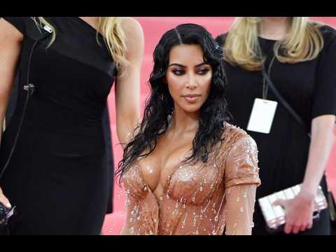 Kim Kardashian West launches body make-up