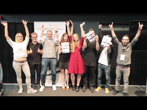 Porsche Next Open Innovation Competition - The final in Ludwigsburg