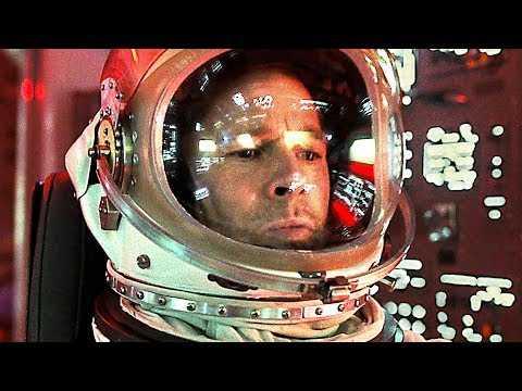 AD ASTRA Trailer (2019) Brad Pitt, Space Movie