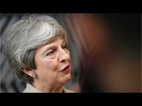 May Says It's Best For UK To Leave EU With A Deal