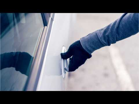 Dodge Charger Top Stolen Car In United States