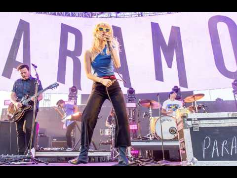 Hayley Williams unsure about Paramore's future