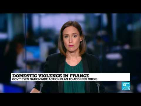 France unveils nationwide action plan against domestic violence, 121 femicides in 2018