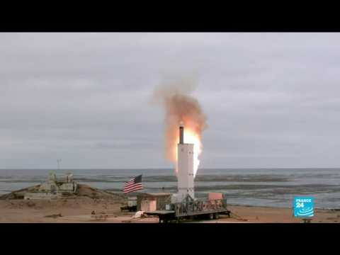 US tests medium-range cruise missile in the wake of INF treaty exit