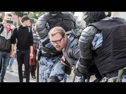 Despite Over 1,000 Arrests, Russian Oppo Activists Won't Back Down